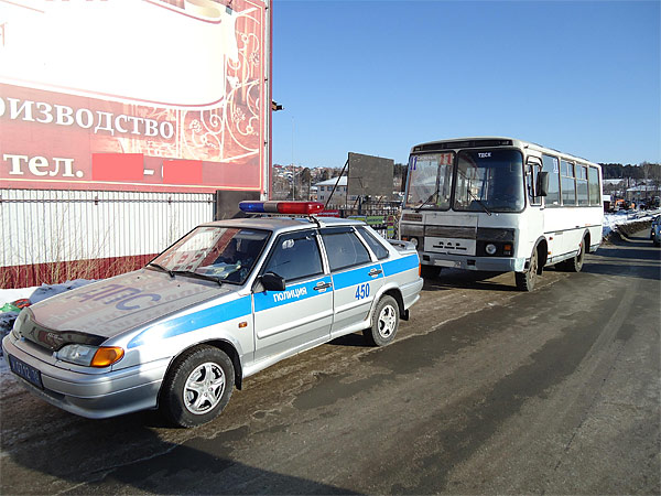 Более 160 водителей маршруток попались на нарушениях ПДД