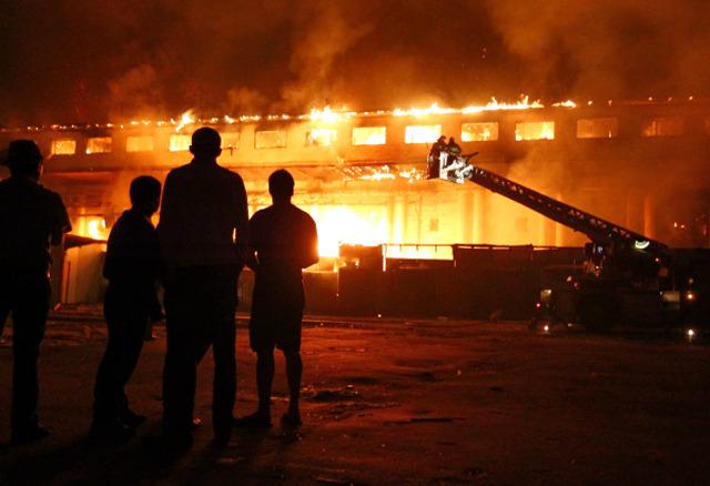 Четыре красноярских общежития в черном списке МЧС