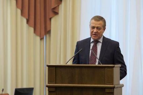 Владимир Цапалин покинул пост и.о. министра