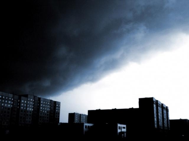 Красноярцев предупредили об усилении ветра