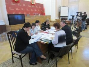 Красноярский избирком зарегистрировал пятерых кандидатов в губернаторы края
