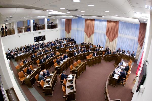 Законодательное собрание края начинает новый сезон