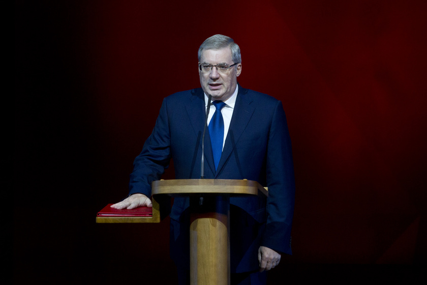 Виктор Толоконский вступил в должность