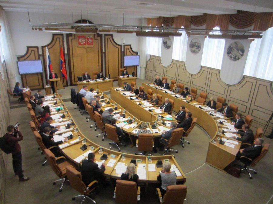 Горсовет требует сохранить выборы Главы Красноярска